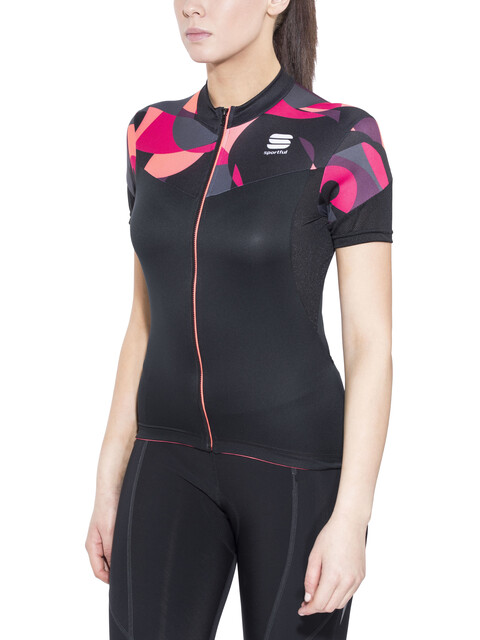 Sportful Primavera Jersey Women black/pink